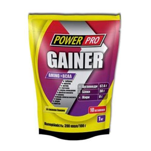Гейнер Power Pro Gainer (1 kg)