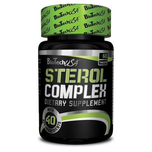 Повишеные тестостерона BioTech Sterol Complex (60 tabs)