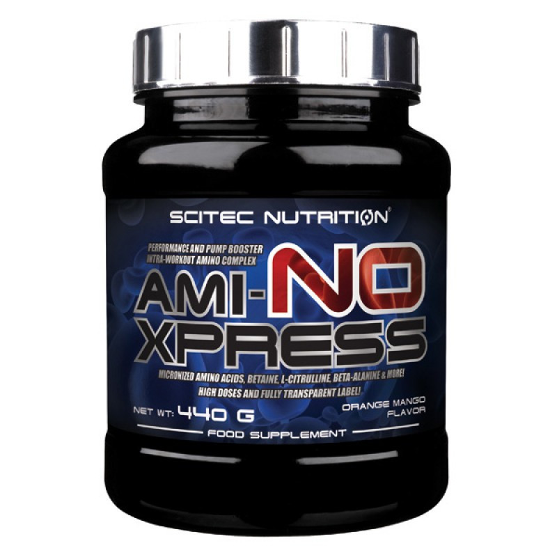 Аминокислоты Scitec Nutrition Ami-NO Xpress (440 g)