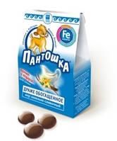 Пантошка Fe железо драже Арго - эффективные натуральные витамины для детей, анемия, рост, развитие, слабость