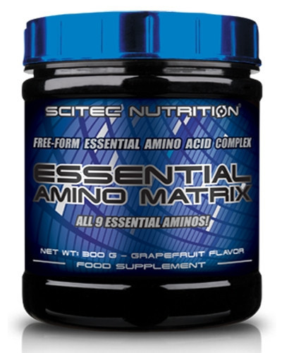 Аминокислоты Scitec Nutrition Essential Amino Matrix (300 g)