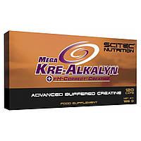 Креатин Scitec Nutrition Mega Kre-Alkalyn (120 caps)