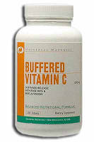 Витамины и минералы Universal Buffered Vitamin C (100 tabs)