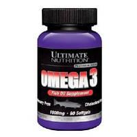 Витамины и минералы Ultimate Nutrition Omega 3 (90 caps)