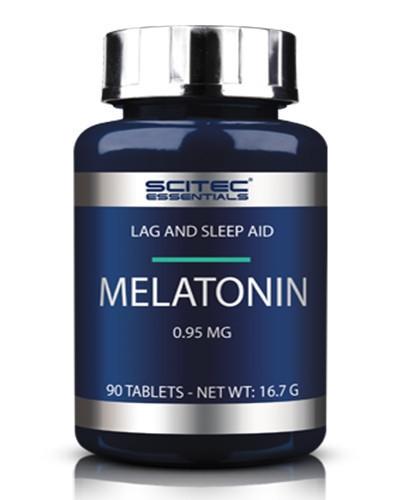 Витамины и минералы Scitec Nutrition Melatonin (90 tabs)