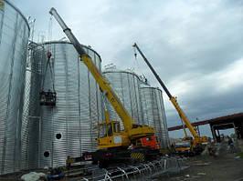 Как правильно выбрать металлический силос для хранения зерна