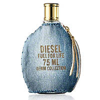 Оригинал Diesel Fuel For Life Denim Collection Homme 75ml edt Дизель Фул Фо Лайф Хом Колекшн