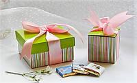 Подарочная коробка с шоколадом, фото 1