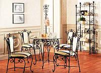 Кованая мебель , как предмет роскоши