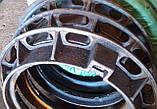 Люк чавунний каналізаційний тип Т, фото 4