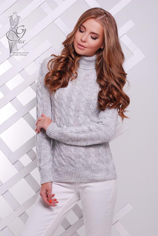 Подобные товары-4 Женского зимнего свитера теплого Ярина