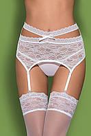 Пояс для чулок Obsessive Swanita garter belt