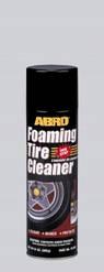 Пенный очиститель шин ABRO TC-800 595гр