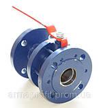 Кран шаровый стальной полнопроходной фланцевый КШУн-150 ЭТОН (11с67п) Ду150 Ру16, фото 3