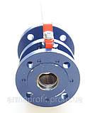 Кран шаровый стальной полнопроходной фланцевый КШУн-150 ЭТОН (11с67п) Ду150 Ру16, фото 4