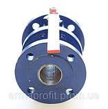 Кран шаровый стальной полнопроходной фланцевый КШУн-150 ЭТОН (11с67п) Ду150 Ру16, фото 9
