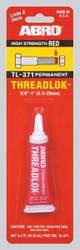 Фиксатор резьбы красный ABRO TL-371 6мл