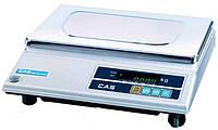 Торговые весы CAS AD.Для простого взвешивания .Наибольший предел взвешивания от 2,5 до 30 кг.