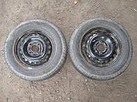 Диски колесные Опель Део + шины 175 70 R13 пара 2шт
