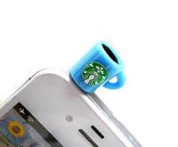 "Заглушка для аудио порта 3,5 мм (пластик) ""Starbucks ЧАШКА""."