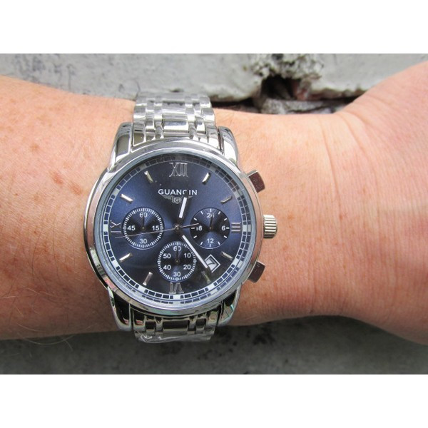 fb207f0da852 Стильные мужские часы Guanquin Liberty - Цена, купить недорого Сумы ...