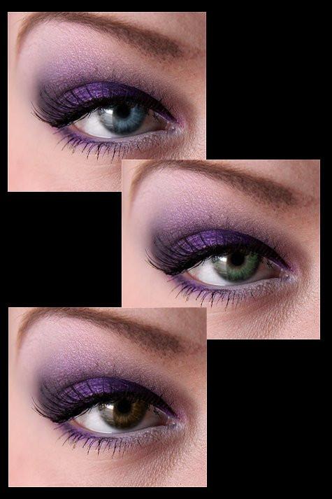 Яркий, выразительный макияж.