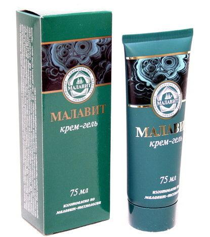 Малавит крем-гель 75мл.