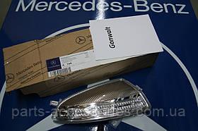 Mercedes ML W164 W 164 рестайлинг поворотник повторитель указатель поворота в зеркало левый правый новый ориги