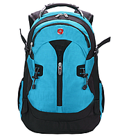 Рюкзак SwissGear 7225 ортопедический с накидкой от дождя