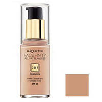 Max factor тональная основа facefinity all day flawless 3-in-1 fondanion