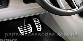 Range Rover Evoque накладки на педали новые оригинал