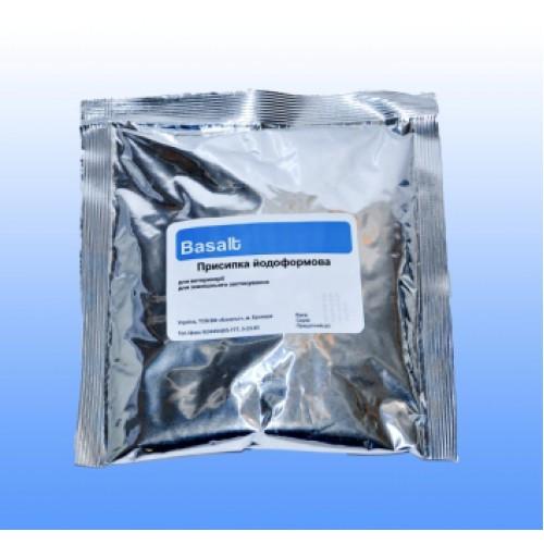 Присыпка Йодоформовая 200 г (Базальт) наружный антисептический ветеринарный препарат