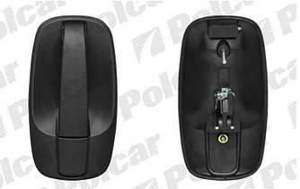 Зовнішня ручка задніх дверей распашенки на Renault Trafic 2001-> — Polcar (Польща) - 6026Z-44