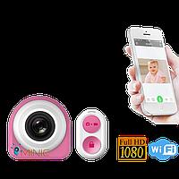 Wi-Fi мини видеоняня G1 1920x1080 с пультом, мощным аккумулятором и углом обзора 120°