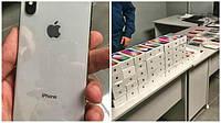 В аэропорту Одессы конфисковали партию iPhone X на миллион гривен