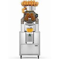 Соковыжималка - автомат с тумбой Speed Pro Self Service Podium Zumex (Испания)