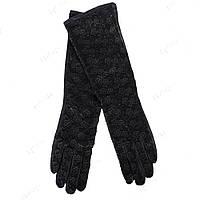 Элегантные гипюровые женские перчатки ПЖ1082