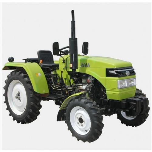 Трактор DW244A, 24 л.с., 2 цилиндра, 4*4, БЕСПЛАТНАЯ ДОСТАВКА.