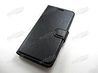 Чехол книжка ASUS ZenFone 3 Max ZC520TL (черный), фото 1