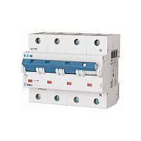 Автоматический выключатель PLHT-B20/3N (248050) Eaton 20A 3Np 15kA, фото 1