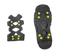 Ледоступы фиксируемые (ХL для обуви размером 44-47)
