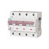 Автоматический выключатель PLHT-B32/3N (248052) Eaton 32A 3Np 15kA