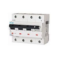 Автоматический выключатель PLHT-B40/3N (248053) Eaton 40A 3Np 15kA