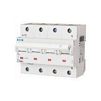 Автоматический выключатель PLHT-B50/3N (248054) Eaton 50A 3Np 15kA, фото 1