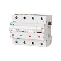Автоматический выключатель PLHT-B50/3N (248054) Eaton 50A 3Np 15kA