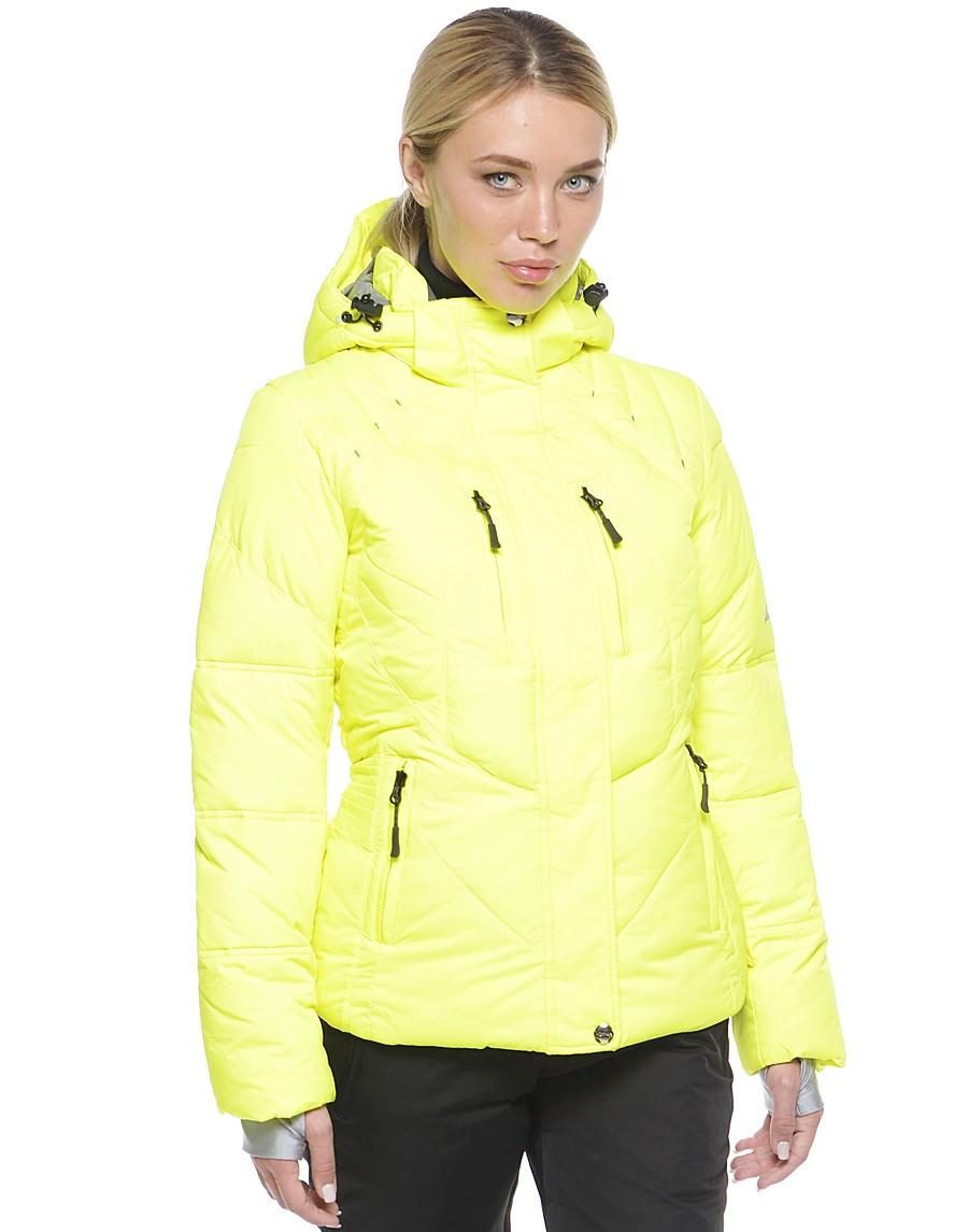 Женская горнолыжная яркая куртка High Experience
