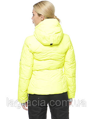 Женская горнолыжная яркая куртка High Experience, фото 2