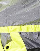 Женская горнолыжная яркая куртка High Experience, фото 3