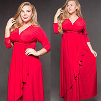 Вечернее платье 48+  арт 2515-426