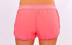 Короткі шорти для занять в тренажерному залі жіночі VSX CO-6473-P, фото 3